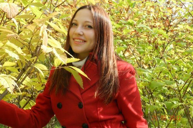 Катя Ларицкая.