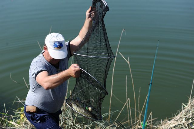 За незаконную ловлю рыбы ждёт наказание.