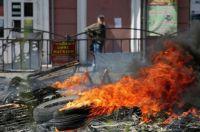 Столкновения в Мариуполе 9 мая.
