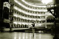 Сцена Большого театра.