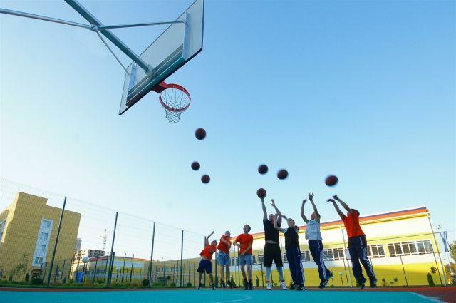 В Омске постоят спортивный парк.