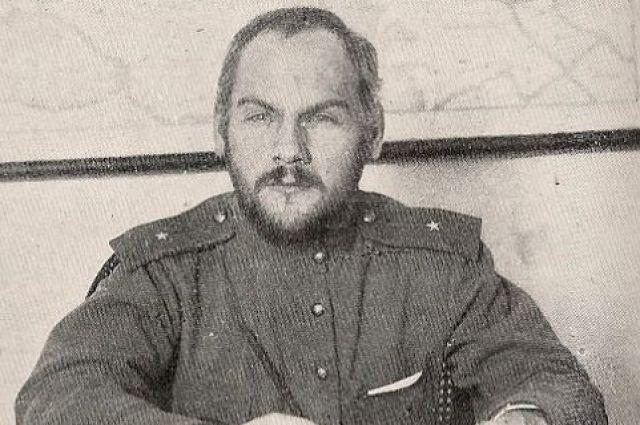 Николай Крыленко.