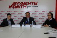 Гости редакции «АиФ-Иркутск».