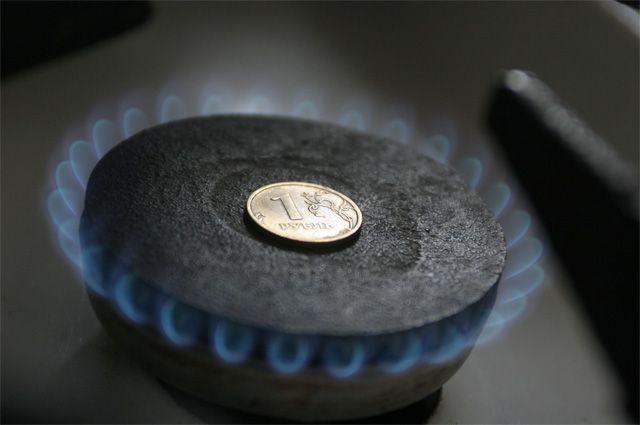 Предприятия ЖКК задолжали за газ.