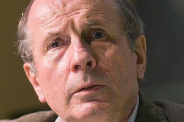 Писатель Михаил Веллер.