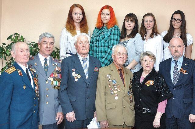 Ни один фильм не расскажет о войне того, что могут вспомнить ветераны.