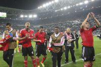 «Бенфика» уже побеждала на «Ювентус Стэдиум» в текущем розыгрыше Лиги Европы.