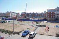 Долгострой в Ясной Поляне ожидает завершения в четвертом квартале 2014 года.