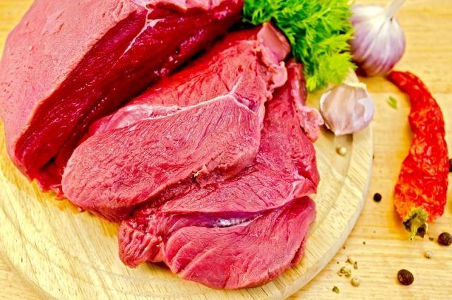 Цены на мясо в Омской области увеличились.