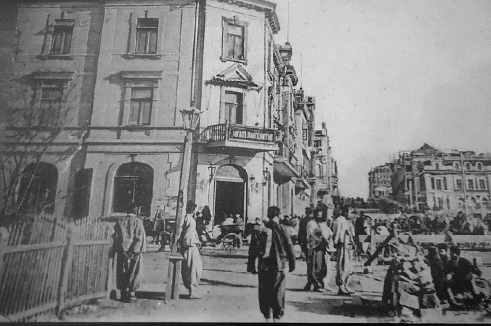 Так выглядели доходные дома Владивостока в начале ХХ века.