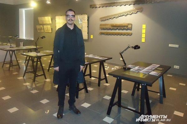 Андрей Василенко, куратор проекта.