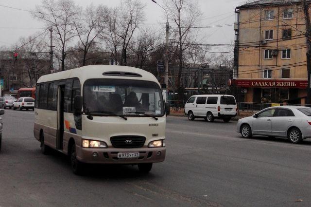 Хабаровская маршрутка