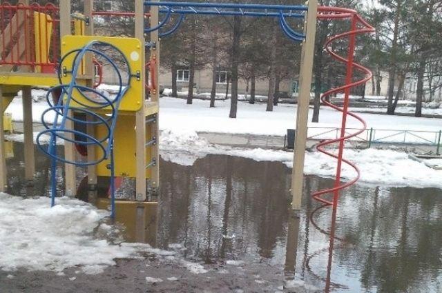 В Челябинске создали карту травмоопасных мест для детей