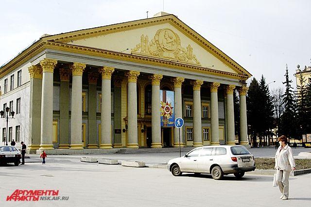Около миллиарда рублей нужно на реконструкцию ДК им.Горького в Новосибирске