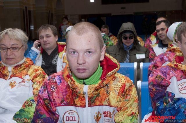 Алексей Тищенко проведёт зарядку для омичей.