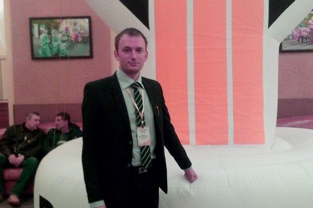 Никита Рудиков.