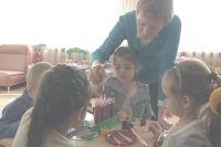 Некоторые детские сады откроются в следующем году.