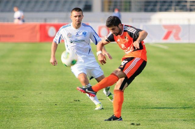 Футболисты «Урала» завершили сезон на 11-м месте