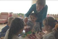 Маленькие омичи придут в новый детский сад уже 19 мая.