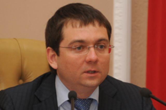 Замминистра Министерства строительства РФ Андрей Чибис.