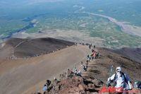Раньше восхождения на Авачинский вулкан были массовыми