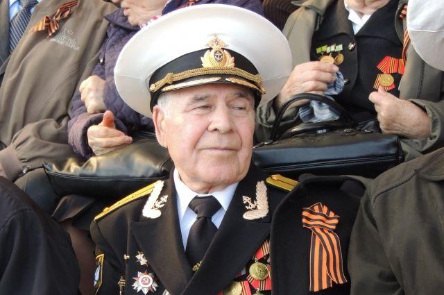 Иван Иванович Егоров.