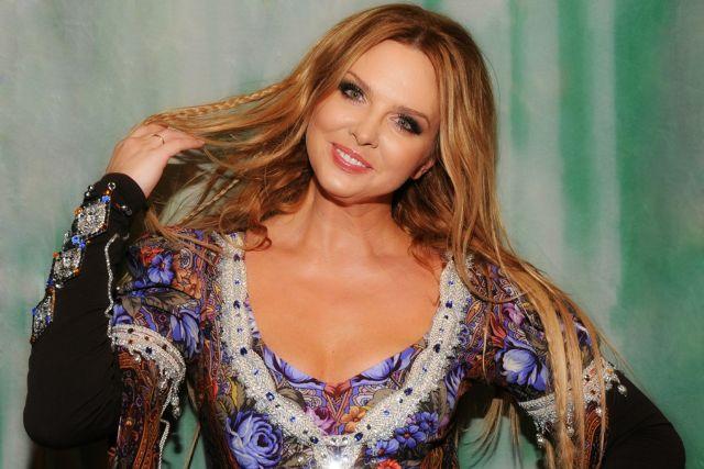 Певица Варвара. 2012 год.