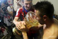 Зоран Тошич - именно его гол принес ЦСКА победу в 30-м туре.