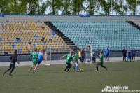 Кузбасские спортсмены с 2011 года играют с ребятами из детского дома.