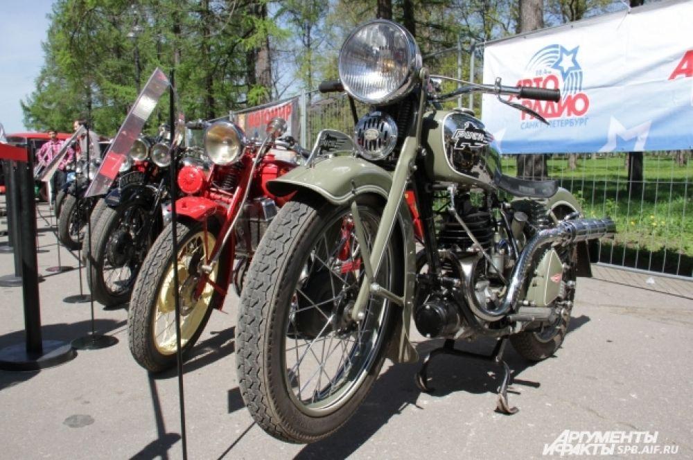 Puch 350 GS. Steirmark. 1938-1942