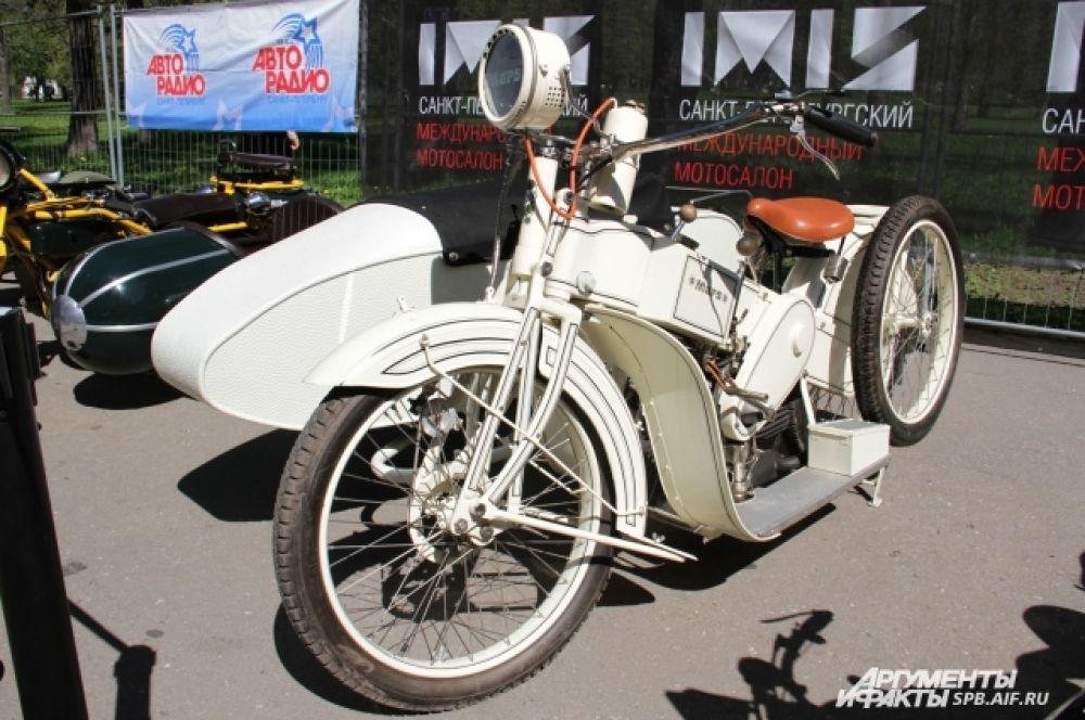 Mars A20. Германия. 1920-1932 г.