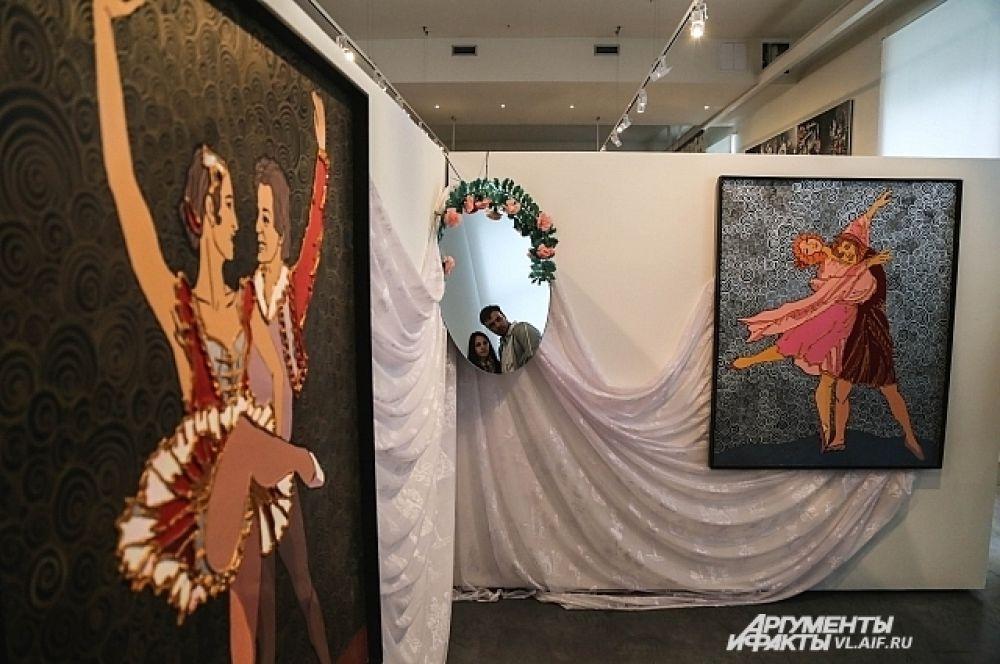 Другие работы на выставке  «Украшение красивого».