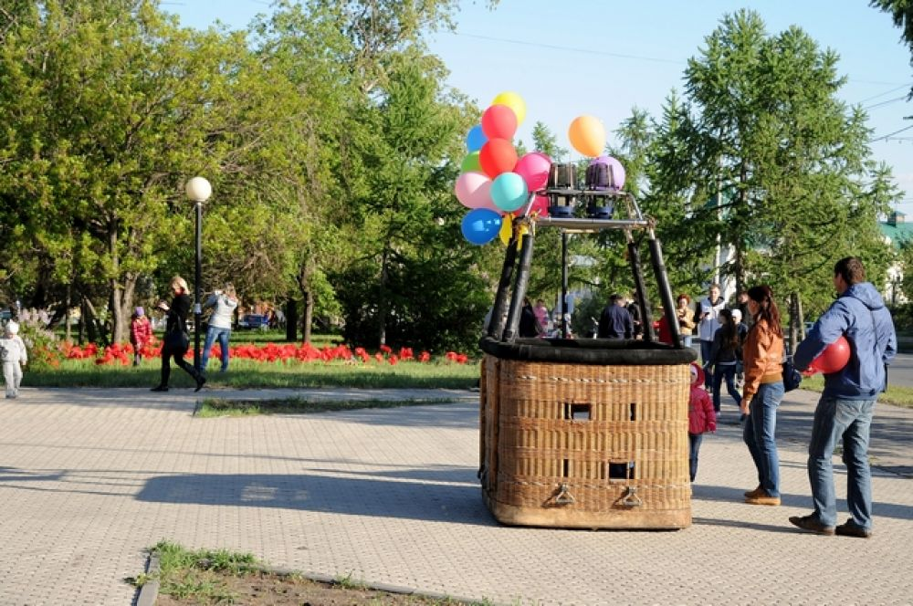 «Ночь музеев-2014» прошла в Омске.