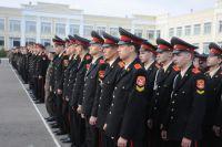 Теперь омские кадеты будут учиться в военном учреждении.