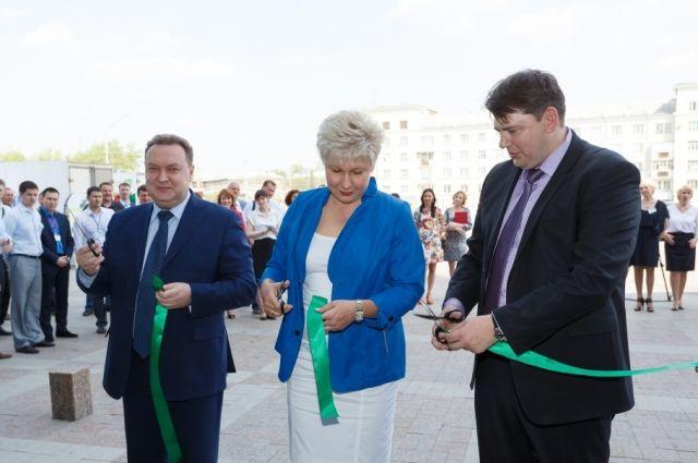 Челябинский региональный филиал ОАО «Россельхозбанк» отпраздновал новоселье