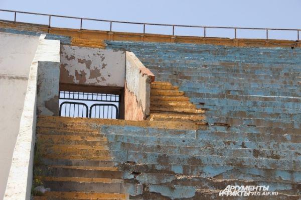 После своего строительства стадион стал для волгоградцев не только центром спортивной жизни, но и местом проведения наиболее знаковых и массовых общественно-политических и культурных мероприятий.