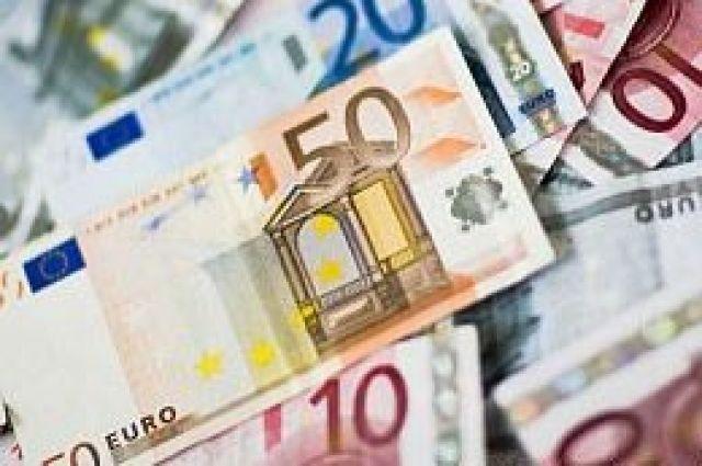 Транш от ЕС в евро