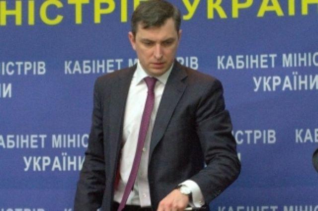 Глава Налоговой службы Игорь Билоус
