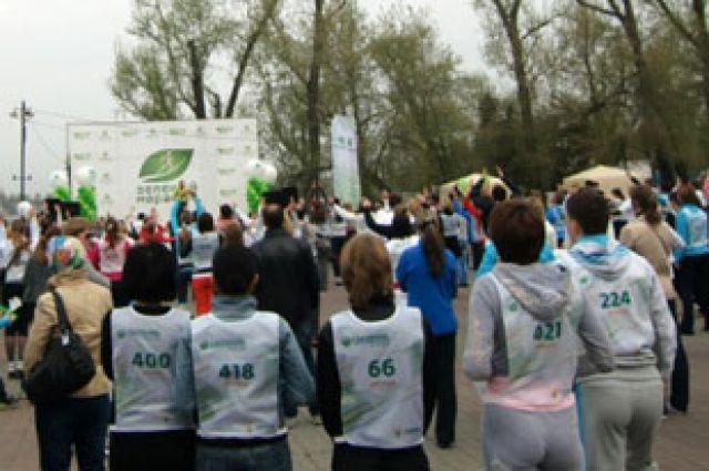 В «Зеленом марафоне» принять участие может каждый!