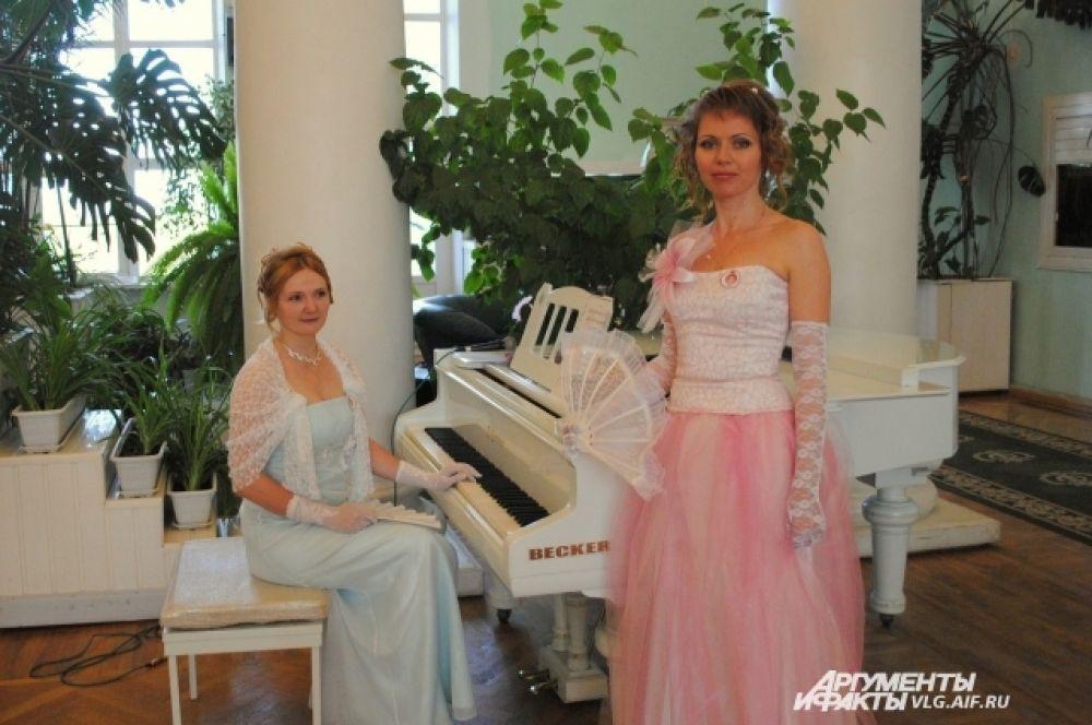 Идейными вдохновителями и организаторами вечера выступили Ольга Жульева и Анна Олейникова.