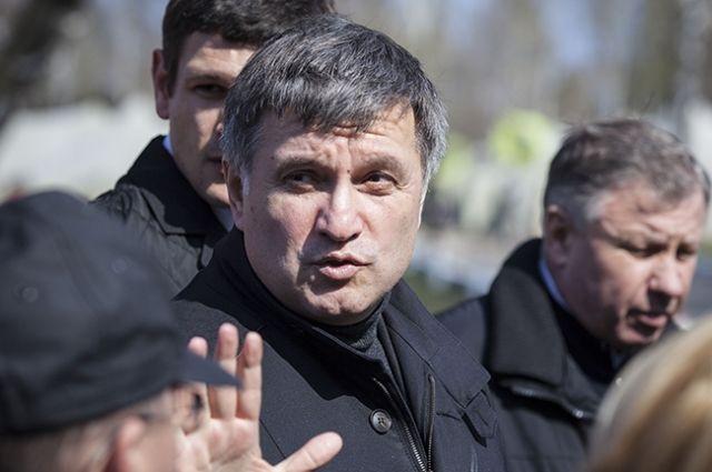 Арсен Аваков, и.о. главы МВД Украины