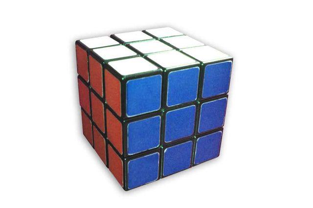 схема сборки кубика рубика 3х3 пошагово