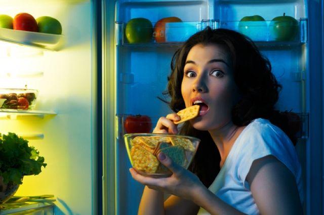 Что поесть на ночь без вреда