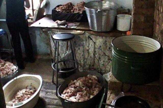 Как сделать мясо для шаурмы