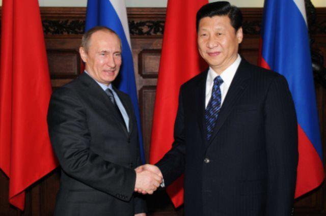 Путин пригласил представителей КНР к сотрудничеству в рамках ИННОПРОМА