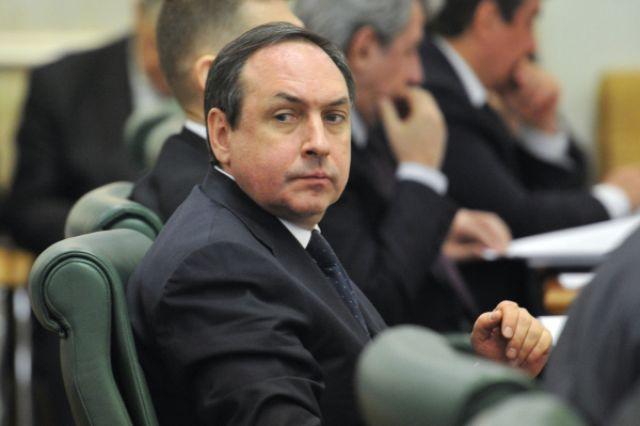 Вячеслав Никонов, депутат Госдумы.