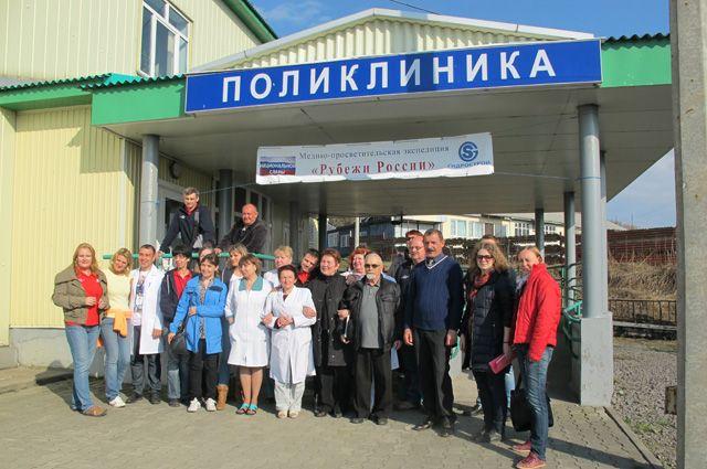 Нынешняя экспедиция «Рубежи России» — уже 11-я по счёту.