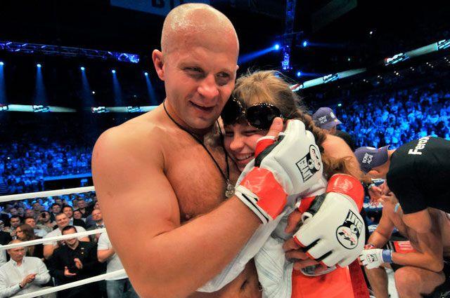 Чемпион мира по ММА Федор Емельяненко