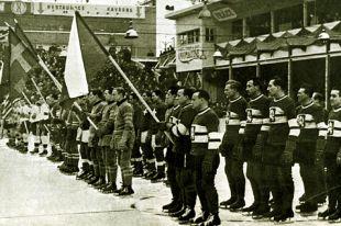 Чемпионат мира по хоккею 1947 года.