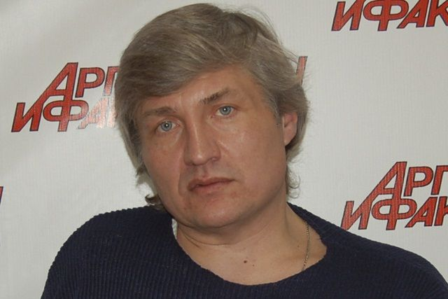 В редакции «АиФ-Камчатка», февраль 2012 г.